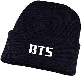 b2c1bd1199f7d Minetom Unisexe Cap Bangtan Boys Casquettes Bonnets Chapeaux Casquettes  Baseball Hip-Hop Style Fan Boutique