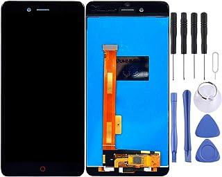 WANTONG Riparazione di Pezzi di Ricambio for ZTE Nubia Z17 Mini / NX569J / NX569H Schermo LCD e digitalizzatore Assemblagg...