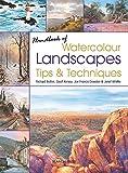Handbook of Watercolour Landscapes Tips & Techniques - Richard Bolton