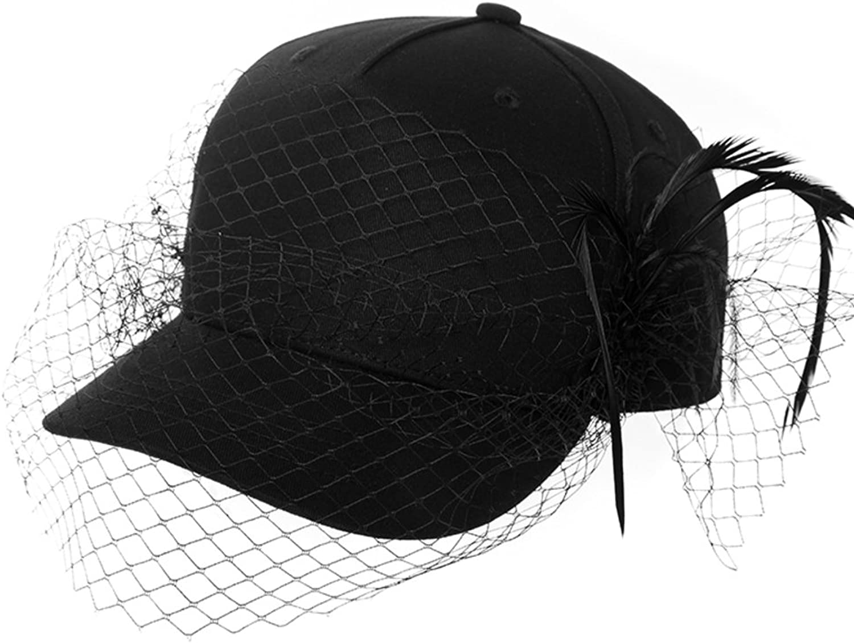 HUIYUE Baseball Cap,Summer Visor Cap Sun Predection Sun Hat Breathable