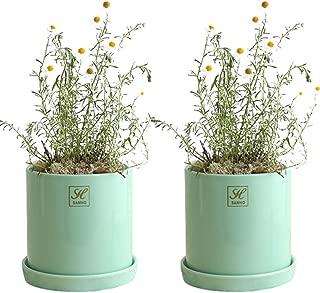mccoy flower pots
