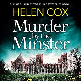 Murder by the Minster cover art