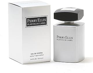 Perry Ellis Platinum Label By PERRY ELLIS FOR MEN 3.4 oz Eau De Toilette Spray