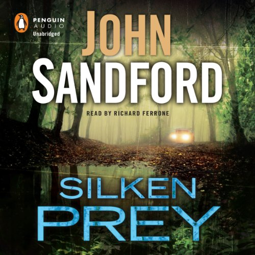Silken Prey cover art