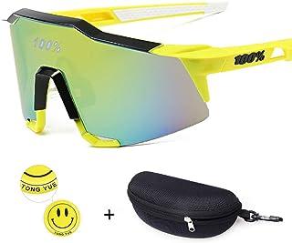 446ebac2bd Tong Yue Gafas de sol unisex para ciclismo, para hombres y mujeres