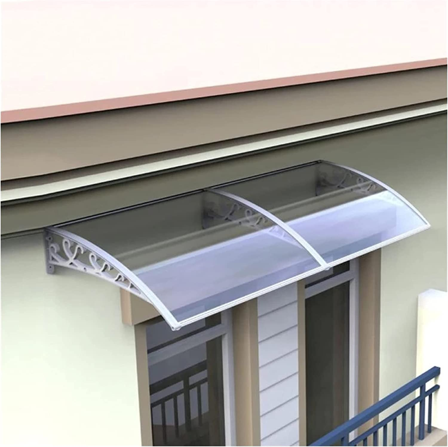 Door Window Awning Roofing Canopies C Cheap mail order sales Poly Canopys Durable Spring new work