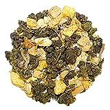 Capital Teas Organic Premium Ginger Peach Oolong Tea Weight Loss, 16 Ounce