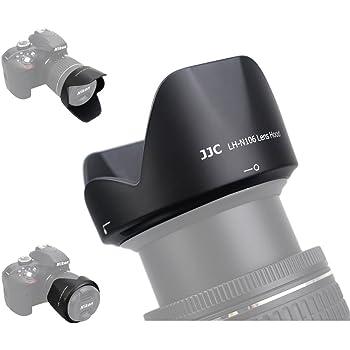 Paraluce Paraluce Accessorio per Fotocamera Nikon AF-S 55-300mm F4.5-5.6G ED VR VBESTLIFE HB-57 Footocamera Lens Hood