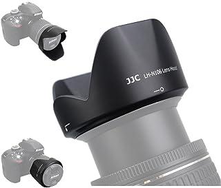 JJC HB-N106 Reversible Lens Hood Shade Bayonet for Nikon AF-P 18-55mm Lens (Nikon AF-P DX NIKKOR 18-55mm F3.5-5.6G VR/AF-P...
