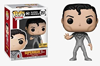 Superman Funko POP! DC Super Heroes from Flashpoint Vinyl Figure (Hot Topic Exclusive)