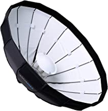 Pro Studio Solutions EZ-Pro 32in (80cm) Collapsible Beauty Dish & Softbox Combination with Bowens Speedring for Bowens,Calumet,Interfit and Compatible