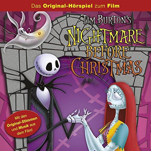 Nightmare before Christmas (Das Original-Hörspiel zum Film)