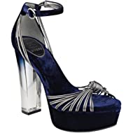 Women's Peakabo Heeled Sandal