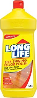 Long Life Self Shining Floor Polish, 1 liters