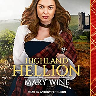 Highland Hellion cover art