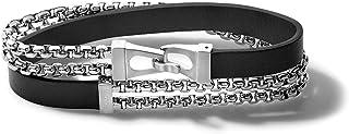Bulova Mens Classic Wrap Bracelet