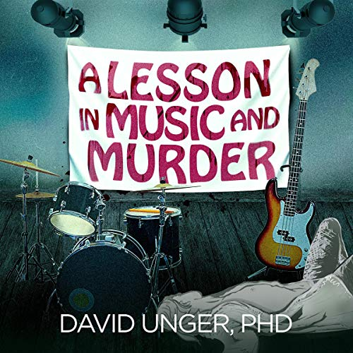 A Lesson in Music and Murder cover art