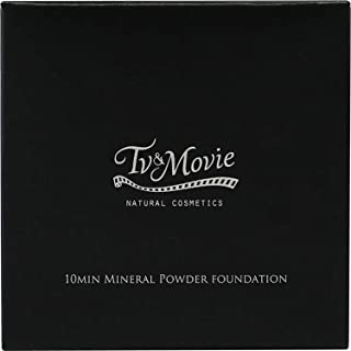 【TV&Movie(Tv&Movie)】【リフィル】10min ミネラルパウダーファンデ・11g_SPF40 PA+++ (ピンク202 明るい肌~普通の肌)