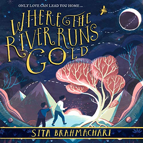 Where the River Runs Gold audiobook cover art