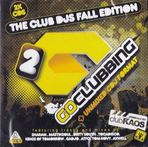Go Clubbing 2 - The Club Djs Fall Edition [2CD] 2008 [Unmixed Cdj...