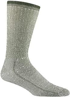 Wigwam Men's Merino Wool Comfort Hiker midweight Crew Length Socks