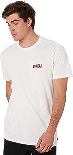 Swell Men's Soda Mens Tee Short Sleeve Cotton White