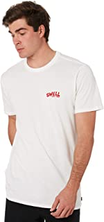 Swell Men's Soda Mens Tee Short Sleeve Cotton White