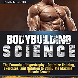 Bodybuilding Science audiobook cover art