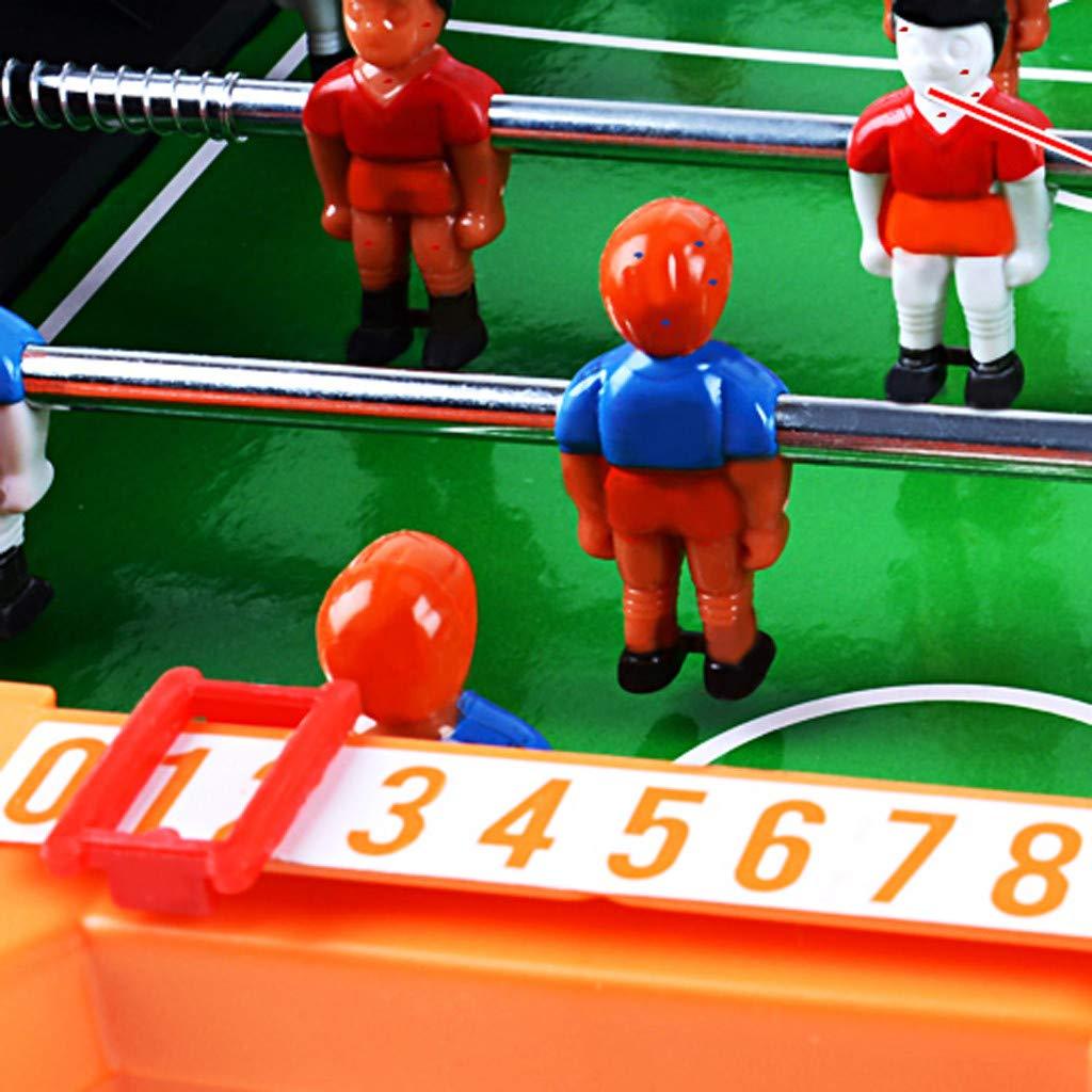 Webla Juguete de fútbol de mesa Juguete de escritorio educativo Juguete de fútbol de mesa Juguete de diversión máxima interior: Amazon.es: Bricolaje y herramientas
