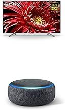$2798 » Sony XBR-X850G 85-Inch 4K Ultra HD LED TV (2019 Model) - XBR85X850Gand Echo Dot (3rd Gen) - Smart Speaker with Alexa - Charcoal