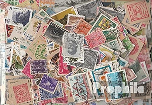 Inde 500 différents timbres (Timbres pour les collectionneurs)