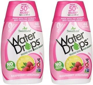 Sweetleaf Water Drops 1.62 fl.oz. Raspberry Lemonade (2 Pack)