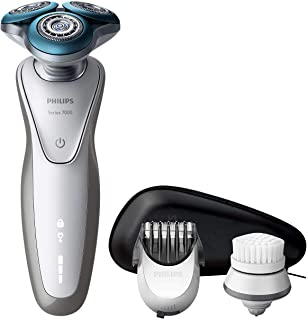Philips Shaver Series 7000 Wet and Dry Electric Shaver - S7530 Silver
