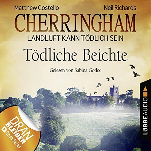 Tödliche Beichte audiobook cover art