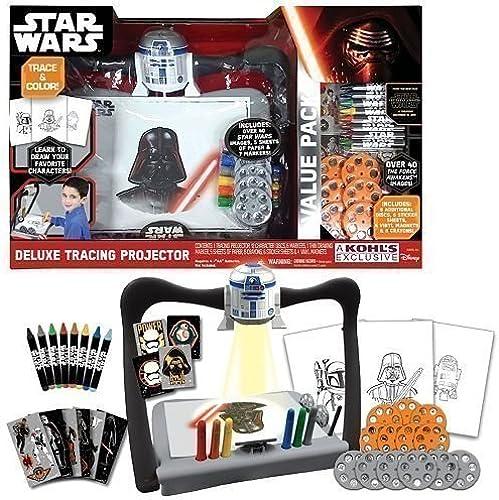 Hay más marcas de productos de alta calidad. Disney Star Wars Episode Episode Episode VII The Force Awakens Deluxe Tracing Projector by Disney  tienda en linea