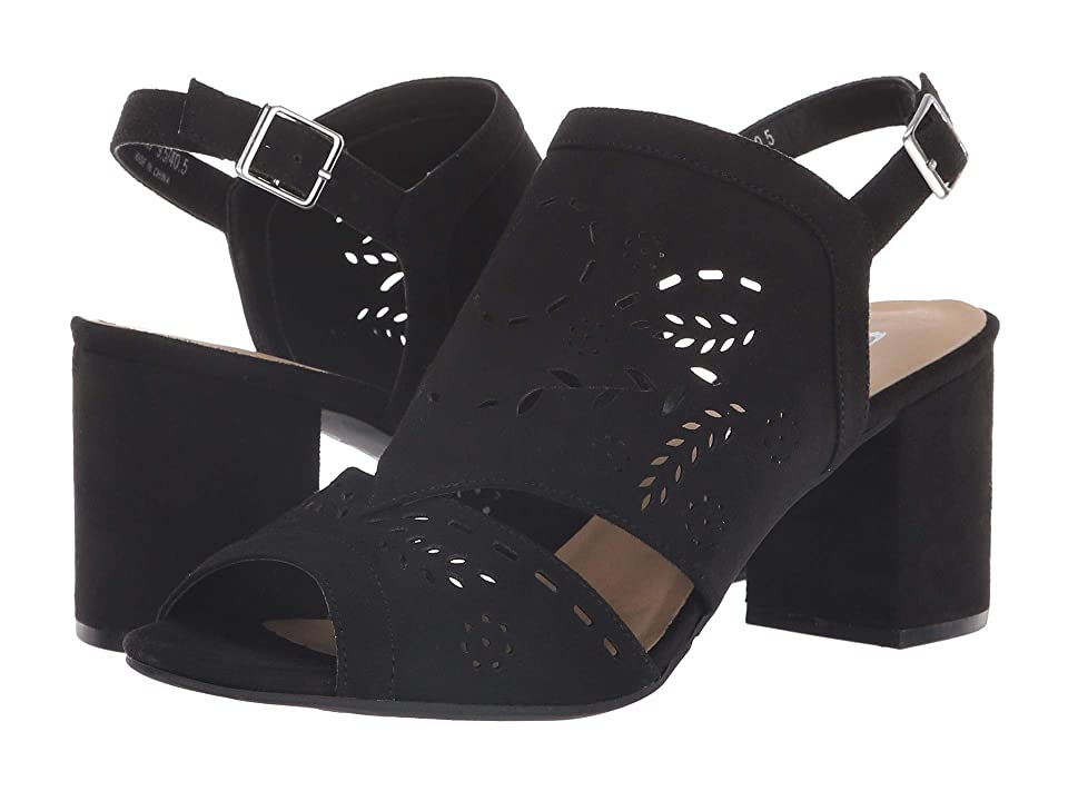 CL By Laundry Joanne (Black Super Suede) Women