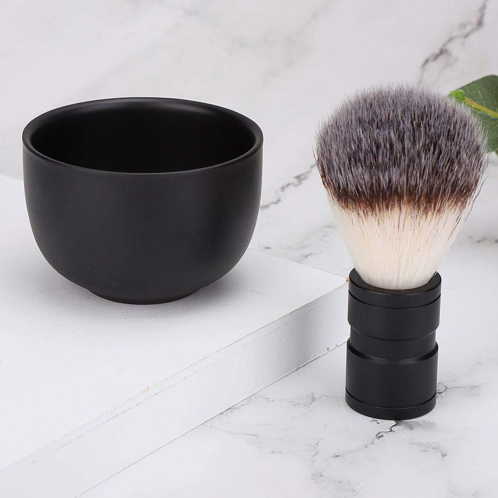 Wood Beard Basket Shaving Mug Stainless Steel Sale SALE% OFF Hair Men OFFicial site for Brush
