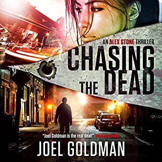 Chasing the Dead audiobook cover art