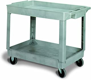 Continental 5805GY, Grey Large Utility Cart (Case of 1)