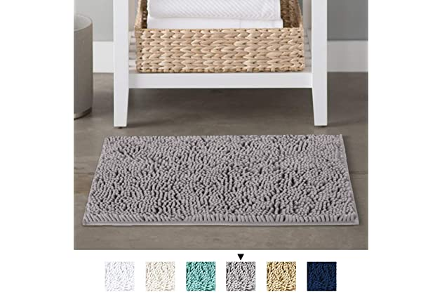 Best Grey Rugs For Bathroom Amazon Com