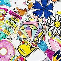 30pcs / BagKawaiiラージサイズサマーデイズココナッツツリーレインボーDIYPVC装飾ステッカー日記アルバムスティックラベルキッズギフト
