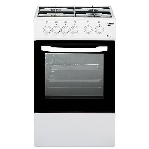 Beko CSS42014FW Libera installazione Gas B Bianco cucina