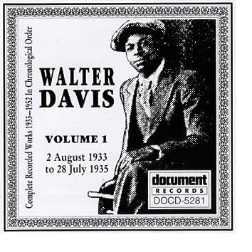 Walter Davis Vol. 1  1933-1935