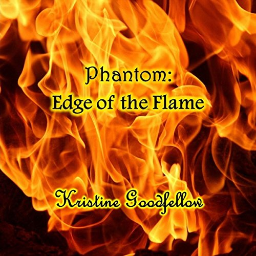 Phantom: Edge of the Flame audiobook cover art