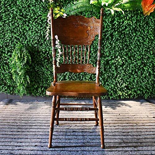 CZPF Musik Mahlzeit Bar Esszimmerstuhl Amerikanischen Massivholz Windsor Stuhl Nordic Retro Freizeit Antike Esszimmerstuhl Arbeitsstuhl