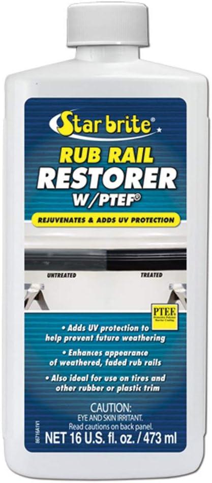 price STAR BRITE Rub Rail Restorer with 16 PTEF Portland Mall OZ - 086716