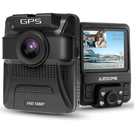 Azdome 3 Linse Dashcam 1440p Dual 1080p Elektronik