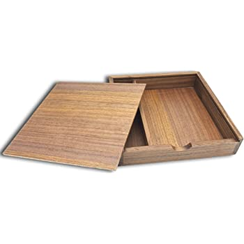 Caja de Regalo de Madera con Tapa corredera, Caja de Madera, Caja USB, Caja de álbumes,