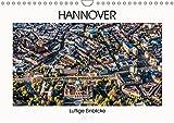 Hannover - Luftige Einblicke (Wandkalender 2019 DIN A4 quer): Eindrucksvolle Perspektiven auf Hannover aus der Luft. (Monatskalender, 14 Seiten ) (CALVENDO Orte) - fotowelt-heise