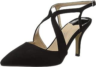 W: Enigma, Zapatos de tacón con Punta Cerrada para Mujer